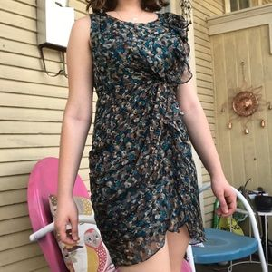 Esley small floral dress